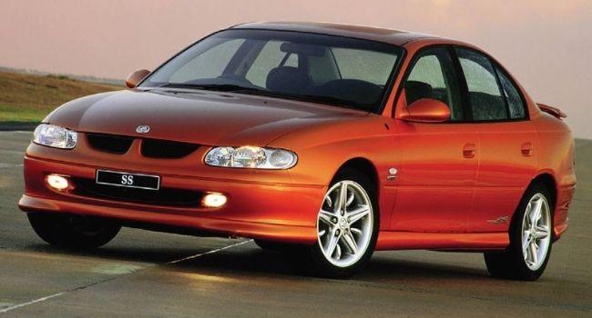 1997 - 2000 VT Holden Commodore