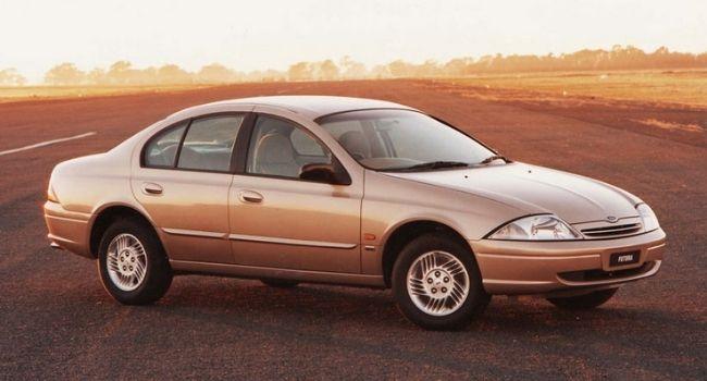 1998 - 2002 AU Ford Falcon