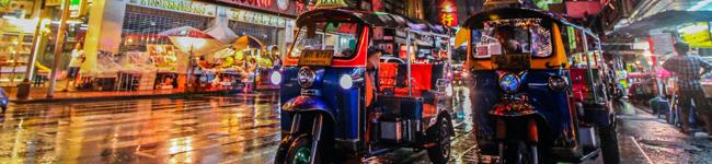 drivers linence in bangkok
