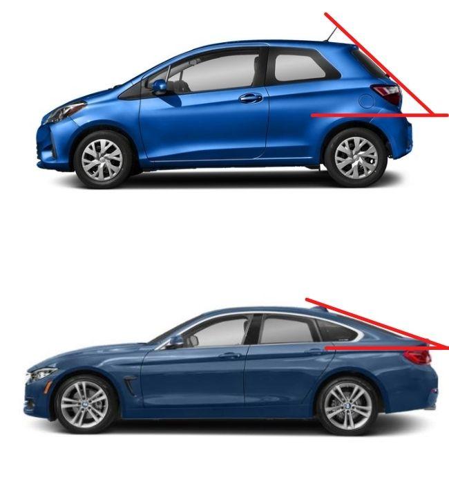 rear compare