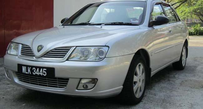 WAJA the proton car brand